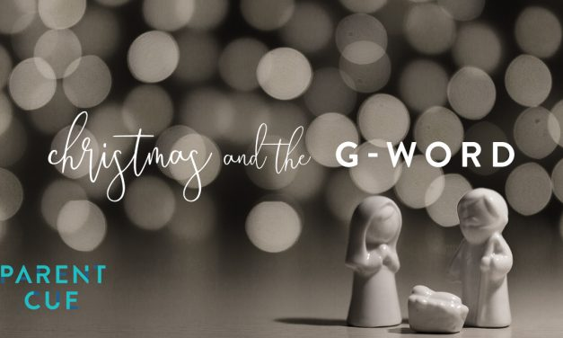 Christmas and the G Word