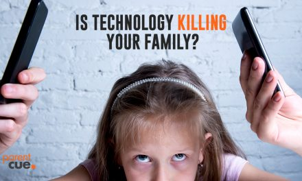 Is Technology Killing Your Family?