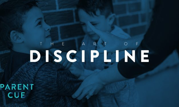 The Art of Discipline: Making It Helpful