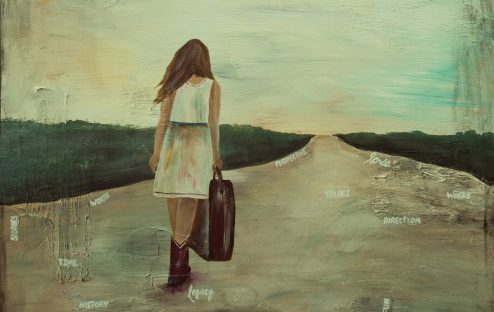 Daughter - Hannah Joiner Painting