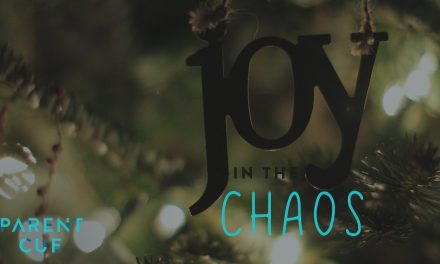 Joy in the Chaos