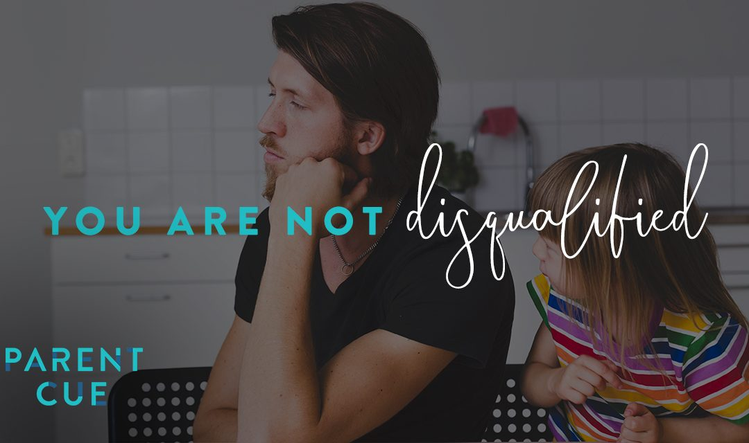 You Are Not Disqualified