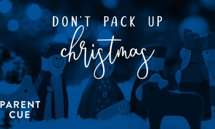 Don't Pack Up Christmas
