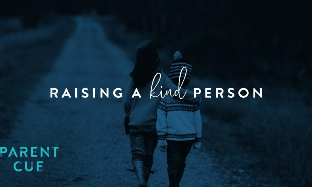 Raising A Kind Person