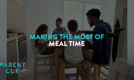 Making The Most of Meal Time