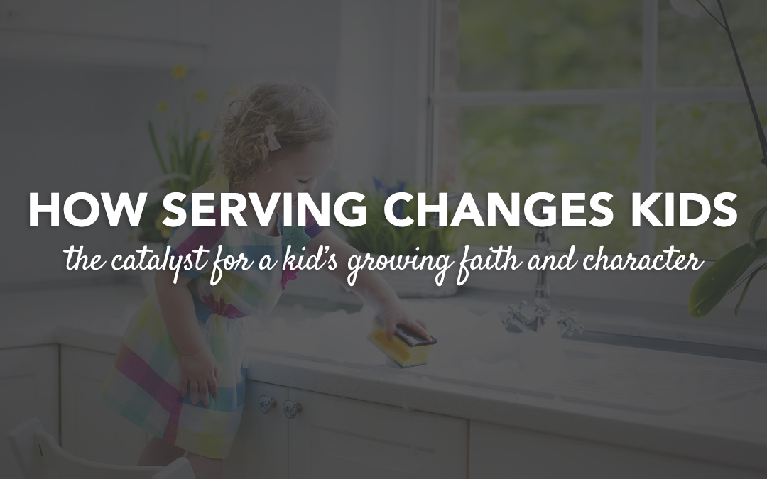 PCL 23: [Repost] How Serving Changes Kids