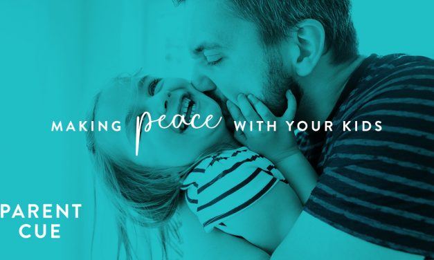 Making Peace with Your Kids