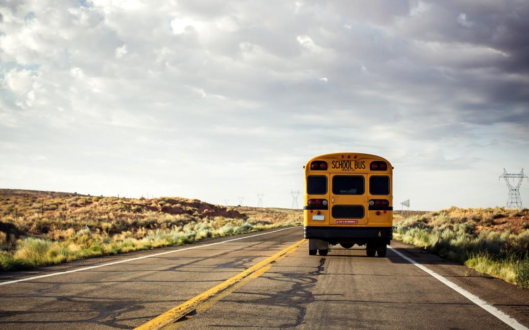 School: Adjusting to a Bigger World