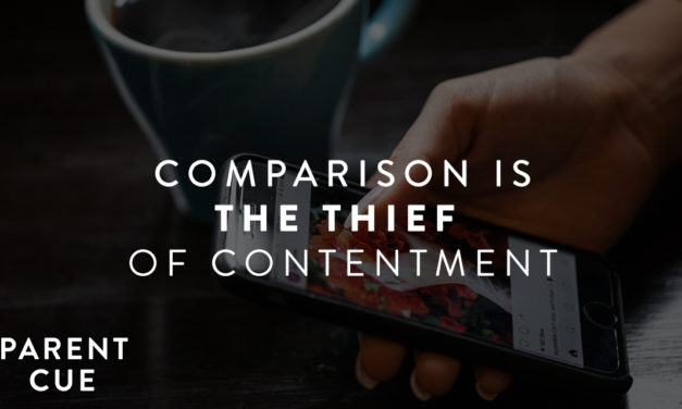 Comparison Is the Thief of Contentment