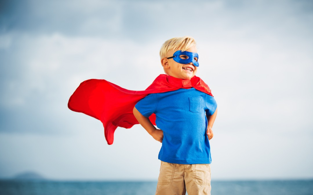 Toddlers Have Super Powers
