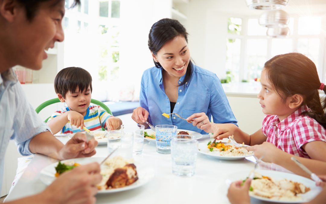 Three Mealtime Questions that Change Everything Including the Quality of Your Food