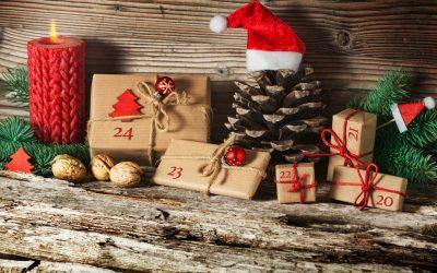 Christmas in Hurt Park (FREE Advent Calendar!)