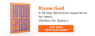 Know God Devotional - Student