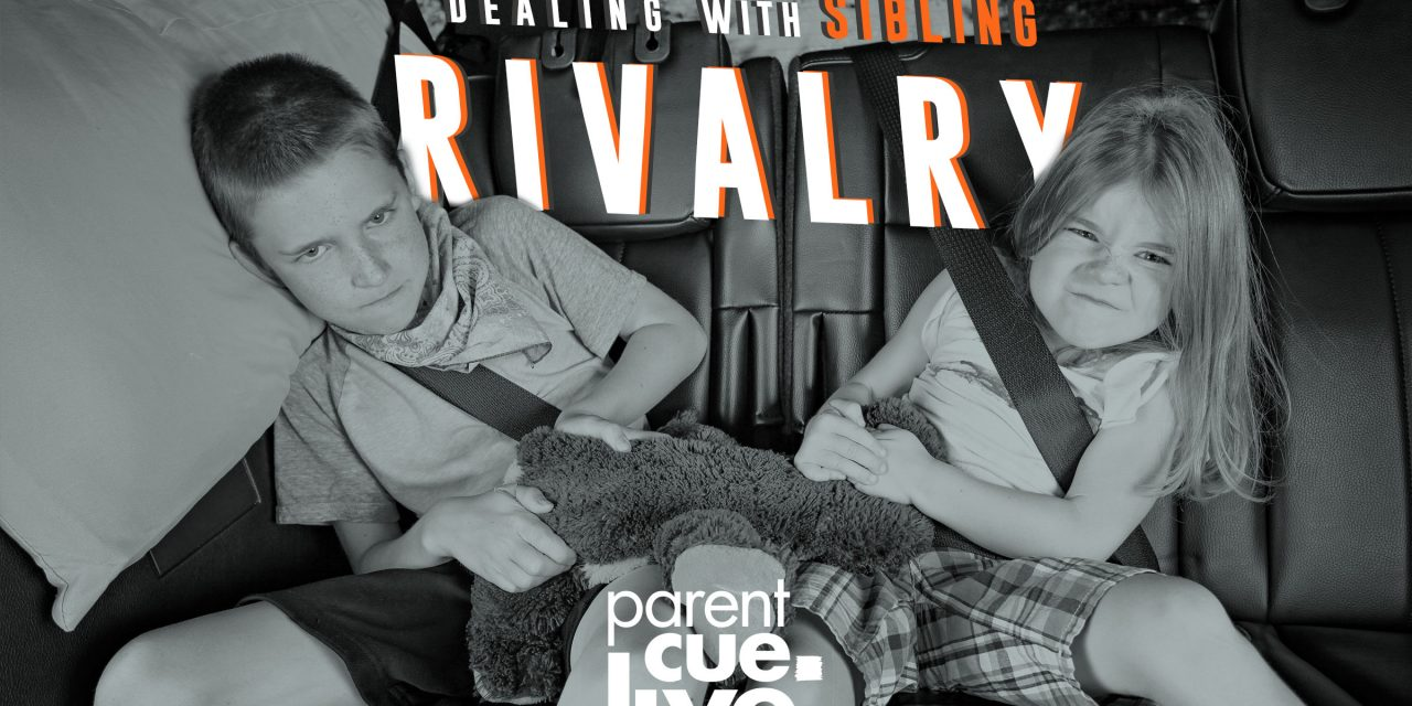PCL 29: Dealing with Sibling Rivalry