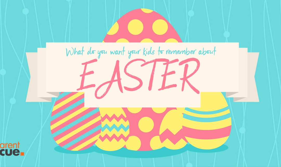 What Do You Want Your Kids to Remember Most About Easter?