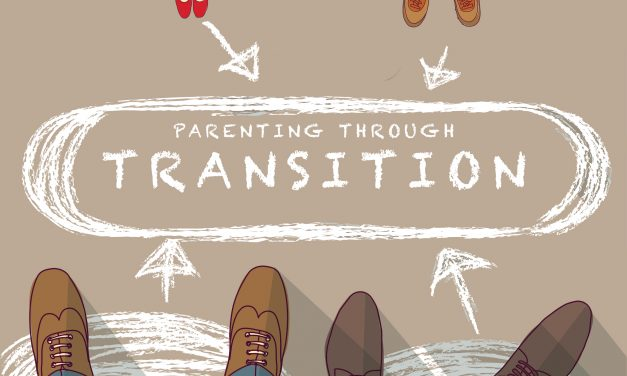 Parenting Through Transition: Confession Of A Recovering Control Freak