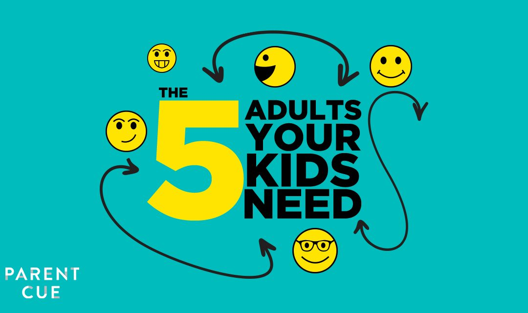 PCL  31: 5 Adults Every Kid Needs