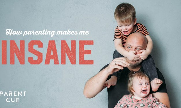 How Parenting Makes Me Insane