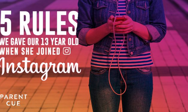5 Rules We Gave Our 13-Year-Old When She Joined Instagram