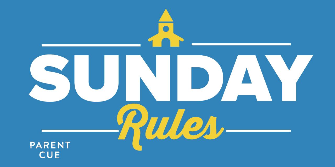 Sunday Rules