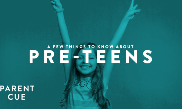 A Few Things To Know About Preteens