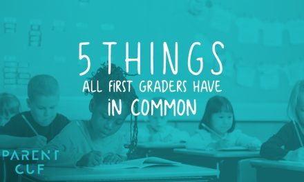 5 Things All First Graders Have In Common