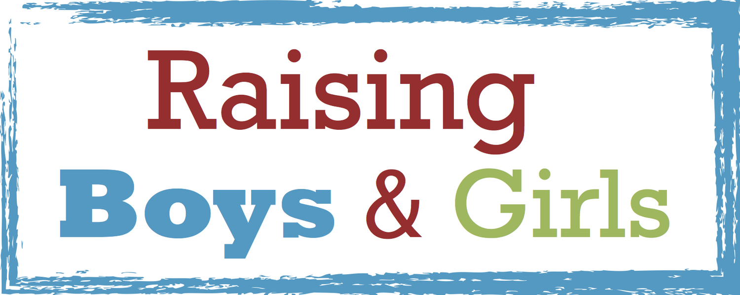 Raising Boys and Girls Website