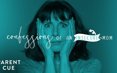 Confessions of an Insecure Mom
