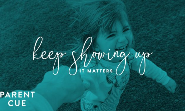 Keep Showing Up : It Matters