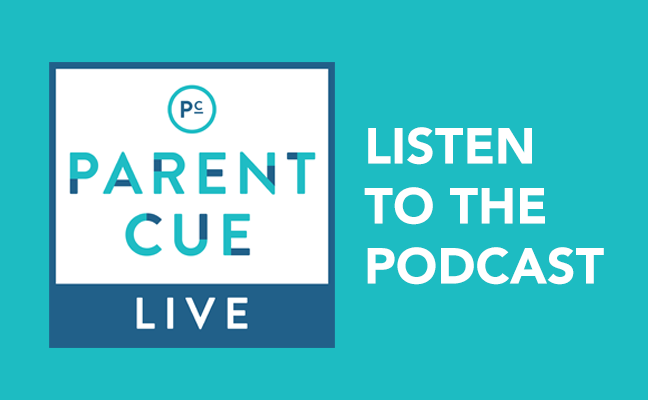 Parent Cue Live Podcast