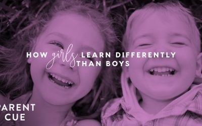 How Girls Learn Differently Than Boys
