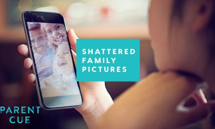 Shattered Family Pictures