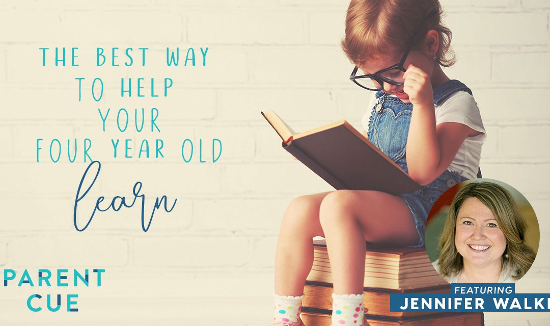The Best Way to Help Your Four-Year-Old Learn