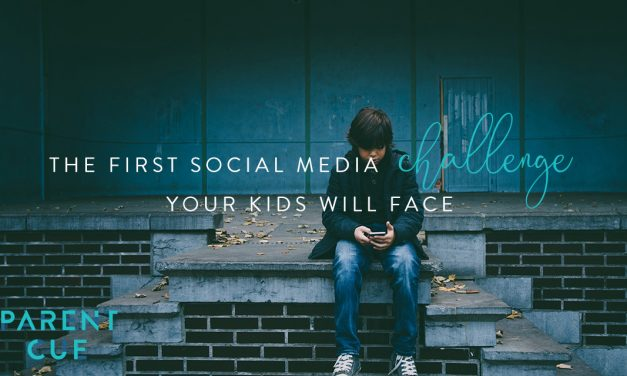 The First Social Media Challenge Your Kid Will Face