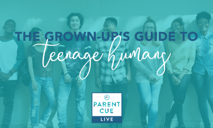 PCL 41: The Grown-Up's Guide to Parenting Teenage Humans