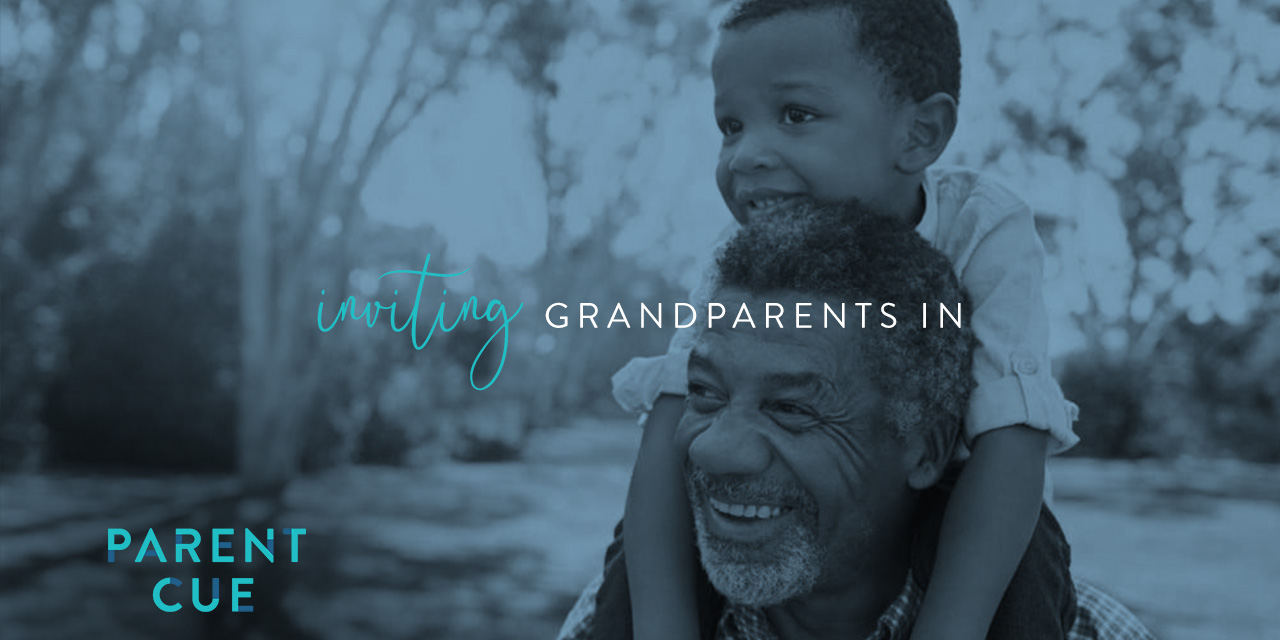 Inviting Grandparents In