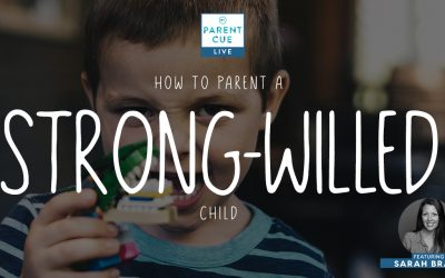 PCL 47: How To Parent A Strong-Willed Child