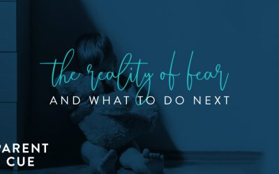 The Reality of Fear and What to Do Next