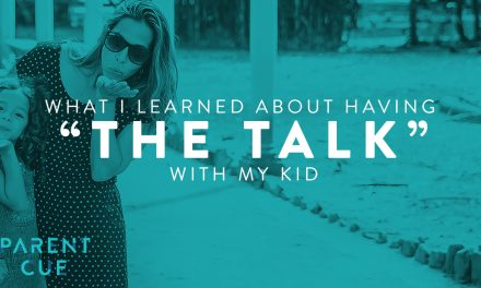 What I Learned About Having The TALK