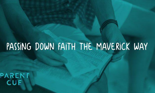 Passing Down Faith the Maverick Way
