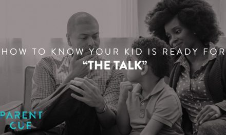 How to Know Your Kid is Ready for THE TALK