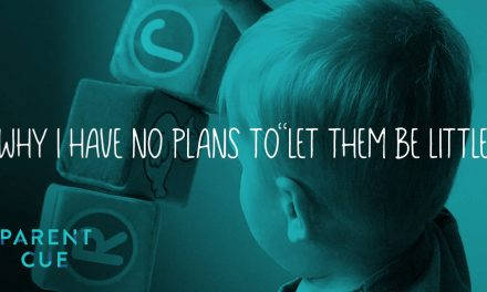 "Why I Have No Plans to ""Let Them Be Little"""