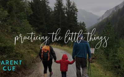 Practicing the Little Things