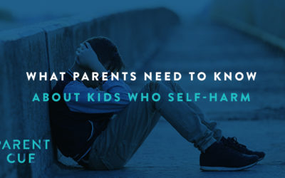 What Parents Need to Know About Kids Who Self-Harm