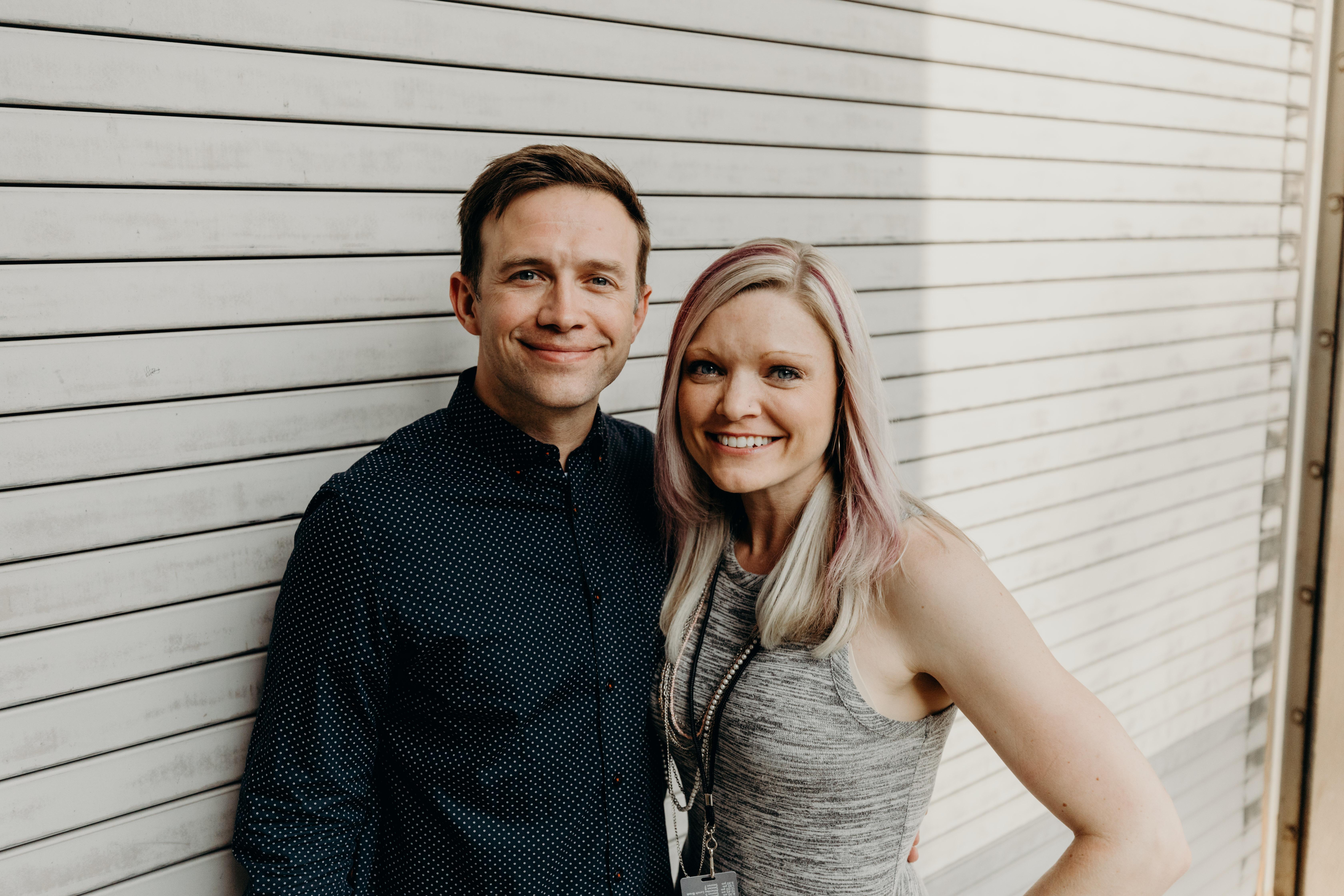 Frank and Jessica Bealer