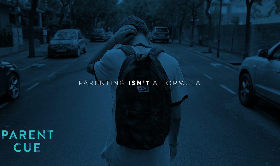 Parenting Isn't a Formula