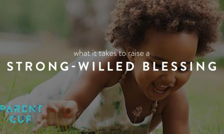 What It Takes to Raise a Strong-Willed Blessing