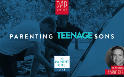 PCL 68 {DAD EDITION}: Parenting Teenage Sons