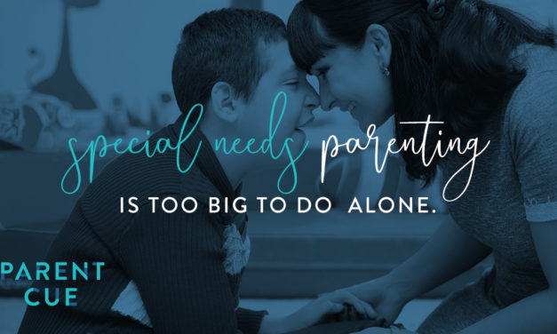 Special Needs Parenting is Too Big to Do Alone
