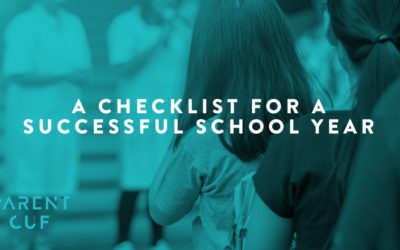A Checklist for a Successful School Year